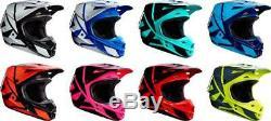 2017 Fox Racing V1 Race Helmet MX Motocross Off-Road ATV Dirt Bike Adult DOT