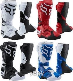 2018 Fox Racing 180 Motocross Boot ATV Dirt Bike Off Road Boots MX Adult 19908