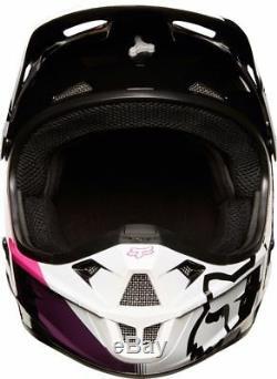 2018 Fox Racing V1 Halyn Helmet MX Motocross Dirt Bike Off-Road ATV Adult MTB