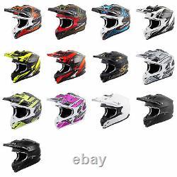 2019 Scorpion VX-35 Offroad Dirt Bike Motocross Helmet Pick Size & Color
