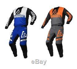 2020 Answer Racing Dirt Bike Gear Trinity Motocross Pants Jersey MX Off Road Atv