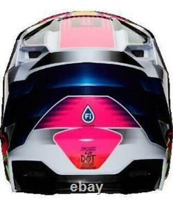 2020 Fox Racing YOUTH Medium MVRS V2 Kresa Helmet Motocross UTV ATV Dirt Bike