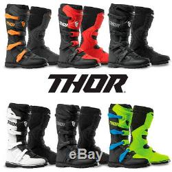 2020 Thor Mens Boots Blitz XP Motocross Offroad Dirt Bike Riding MX ATV Racing