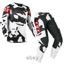 2021 ATV MX Delicate Fox Dirt Bike Motocross Gear Set Motorbike Racing Endure 2x