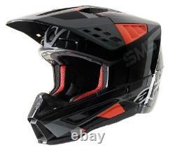 2021 Alpinestars SM5 Motocross Helmet Dirt Bike Off Road Enduro MX Race