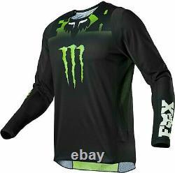 2021 FOX MONSTER MX GEAR Set Racing Off-Road Motocross Mountain Dirt Bike ATV BM