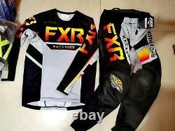 2021 FXR Podium MX Kit Combo Motocross Jersey & Pant Dirt Bike ATV MBTGear Set