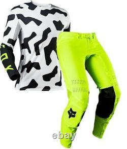 2021 Flexair Rigz 360 Motocross Dirt Bike Jersey Pants MX ATV Moto Gear Set