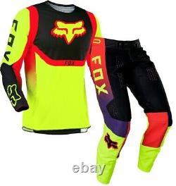 2021 Naughty Fox MX/ATV Racing 180/360 Revn Gear Set Motocross Motorbike Dirt MX