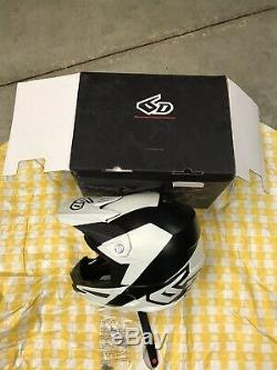 6D ATR-1 -XXL Adult Helmet Motorcycle Motocross MX Off Road Dirt Bike ATV New