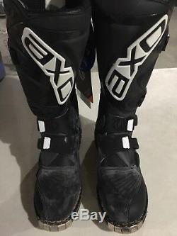 AXO RC MOTOCROSS RACING BOOTS / DIRT BIKE / ATV / QUAD / MX / SIZE 7 New