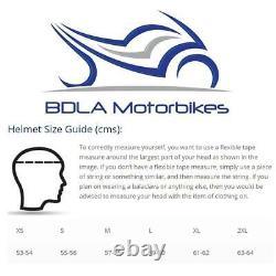 Airoh Aviator Ace Nemesi Motocross Helmet Off Road Enduro Dirt Bike Quad ATV
