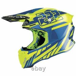 Airoh Twist 2.0 Replica Cairoli 2020 Motocross MX Enduro Dirt Bike Atv Helmet