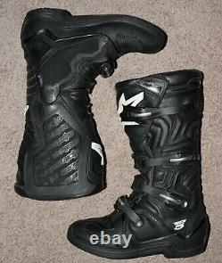 AlpineStars Tech 5 Motocross MX Dirt Boots Size US 11 EU 45.5 VERY CLEAN