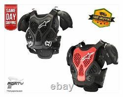 Alpinestars Bionic Chest Protector MX Motocross Off Road Dirt Bike ATV/UTV