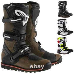 Alpinestars Racing Tech-T Off Road Dirt Bike Trail ATV Motocross Boots