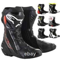 Alpinestars Supertech R Mens Off Road Dirt Bike MX ATV Motocross Boot