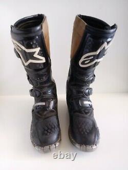 Alpinestars Tech 6 Mens Size 11 Dirt Bike Motocross Motorcycle MX ATV Boots
