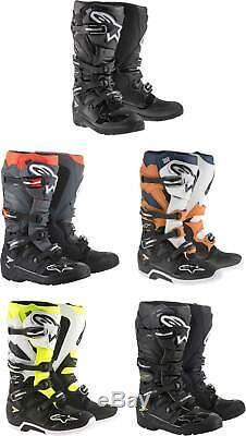 Alpinestars Tech 7 Enduro Boots MX Motocross Dirt Bike Off-Road ATV Mens Gear