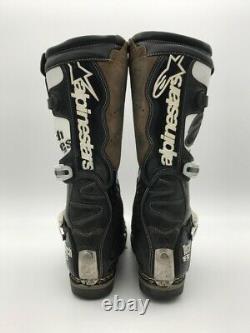 Alpinestars Tech 8 Motocross MX Moto Dirt Off Road ATV Quad Boots Men's US 13