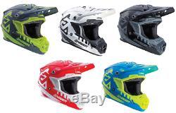 Answer AR-1 Adult Dot Riding Helmet Mx Motocross Dirt Bike Off road Atv Utv
