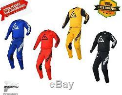 Answer Racing Arkon Bold Kit Combo Gear MX Motocross ATV/UTV Off Road Dirt Bike