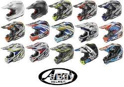 Arai VX-Pro4 Sprint Helmet Motorcycle Motocross MX Off Road Dirt Bike ATV Quad