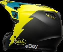 BELL 2020 MX-9 Mips Strike LE Helmet Off-Road/MX/ATV/Motocross/Dirt Bike 711831