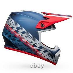 BELL MX-9 Mips Offset Helmet Off-Road/MX/ATV/Motocross/Dirt Bike 713630