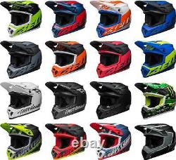 Bell MX-9 MIPS Helmet MX Motocross Dirt Bike Off-Road MTB ATV Adult