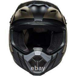 Bell MX-9 MIPS Helmet Motorcycle Motocross Full Face Dirt Bike ATV DOT Certified