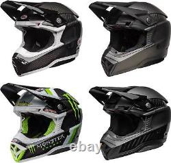 Bell Moto-10 Spherical Helmet MX Motocross Dirt Bike Off-Road MTB ATV Adult