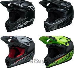 Bell Youth Moto-9 MIPS Helmet MX Motocross Dirt Bike Off-Road ATV Boys Girls