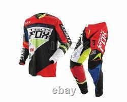 Black Fox MX UTV 360 Race Division Gear Set Motorbike MTB ATV Dirt Bike Riding