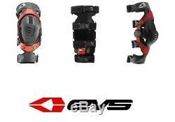 EVS Men's Axis Sport Right Knee Brace Motocross MX Dirt Bike Off Road ATV Quad