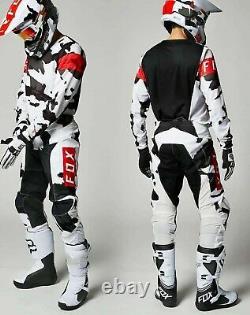 FOX MX 180 Combo Gear Set Racing Off-Road Motocross Mountain Dirt Bike MX ATV