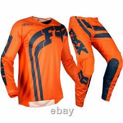 FOX MX GEAR Set Racing Off-Road Motocross Jersey Pant Kit Mountain Dirt Bike ATV