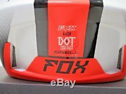 FOX V3 Franchise Helmet Motorcycle Motocross MX Off Road Dirt Bike Enduro ATV