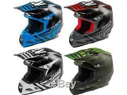 Fly Racing F2 Carbon MIPS Granite Helmet Motocross Dirt Bike Offroad MX ATV'20