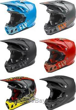 Fly Racing Formula CC Helmet MX Motocross Dirt Bike Off-Road ATV MTB UTV Gear