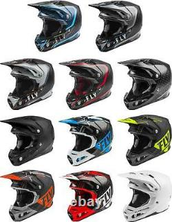 Fly Racing Formula Carbon Helmet MX Motocross Dirt Bike Off-Road ATV MTB UTV