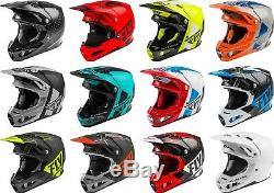 Fly Racing Formula Carbon Helmet MX Motocross Dirt Bike Off-Road ATV UTV MTB