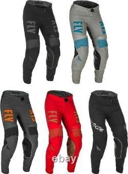 Fly Racing Lite Pants MX Motocross Dirt Bike Off-Road ATV MTB Mens Gear