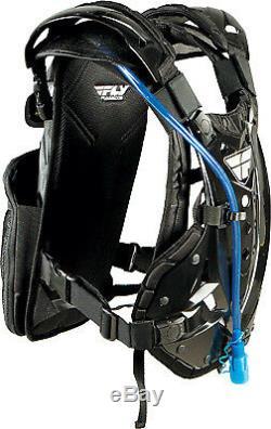 Fly Racing Ready-to-Ride Hydration Kit Black -Motocross/Dirt Bike/ATV/MX