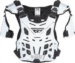 Fly Racing Revel Offroad CE Roost Guard -Motocross/Dirt Bike/ATV/MX