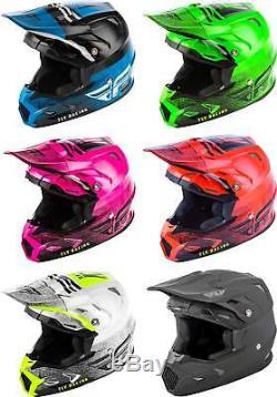 Fly Racing Toxin MIPS Helmet MX Motocross Dirt Bike Off-Road ATV MTB Men Women