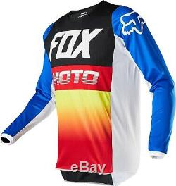Fox Racing 180 Fyce Combo Jersey Pant MX Motocross Dirt Bike Off-Road ATV Gear