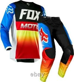 Fox Racing 180 Fyce Jersey & Pant Combo Men's Motocross/MX/ATV Dirt Bike 2020 MX