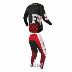 Fox Racing 180 Illmatik Pant & Jersey Riding Gear Combo Dirt Bike ATV MX 2021 2X