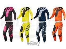 Fox Racing 180 Mastar Jersey & Pant Combo Men's Motocross MX ATV Dirt Bike